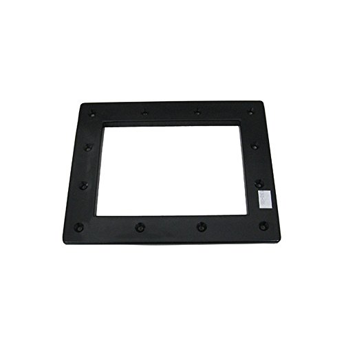 Custom 25540-004-010 Creusée Skimmer Faceplate - Noir