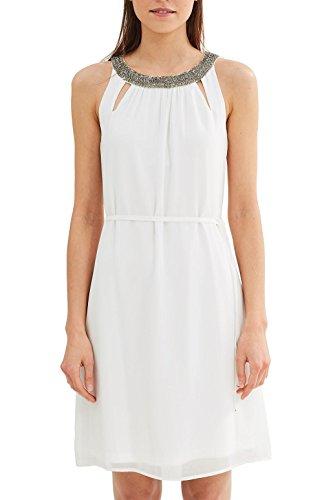 ESPRIT Collection Damen Kleid 047EO1E021, Orange (Coral Orange 870), 34