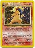 Pokemon Typhlosion - Neo Genesis - 17 [Toy]