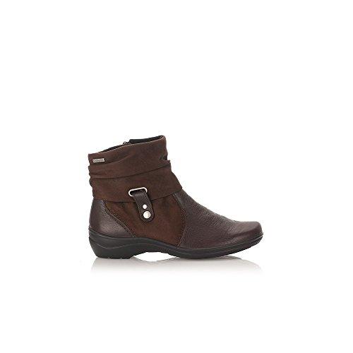 Romika CASSIE-12 Stiefel, Größe 42, Farbe Brombeer