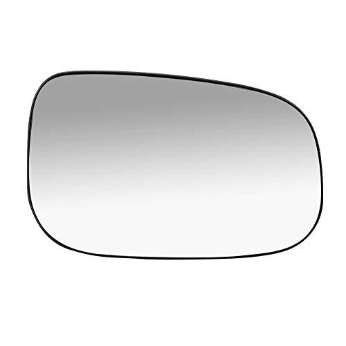 Espejo de ala-Car puerta lateral del ala espejo de cristal
