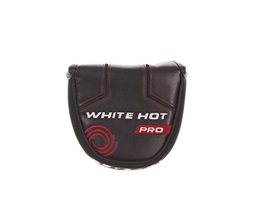 Callaway Odyssey White Hot Pro Mallet Putter Headcover Black/Red/White