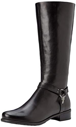 Gerry Weber Shoes Damen Calla 13 Hohe Stiefel, Schwarz (Schwarz 100), 37 EU