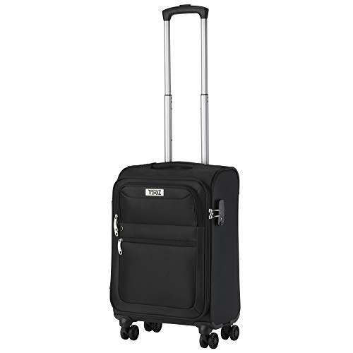 TravelZ Softspinner (zwart, S - 55cm)
