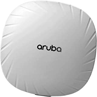 HPE | Q9H63A | Aruba AP-515 (US) Dual Radio 4x4: 4 + 2x2: 2 802.11Ax (4.8Gbps in 5GHz 575Mbps in The 2.4GHz Band) Internal Antennas Unified Campus Ap Access Point