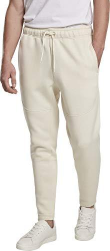 Urban Classics Herren Cut and Sew Sweatpants Sporthose, Beige (Sand 00208), W(Herstellergröße: L)
