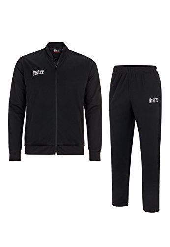 BENLEE Rocky Marciano Herren RUNMAN Trainingsanzüge, Black, M