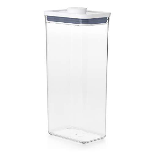 OXO Good Grips POP-Behälter – luftdichte, stapelbare Aufbewahrungsbox mit Deckel für Lebensmittel– 3,5l für Nudeln und mehr