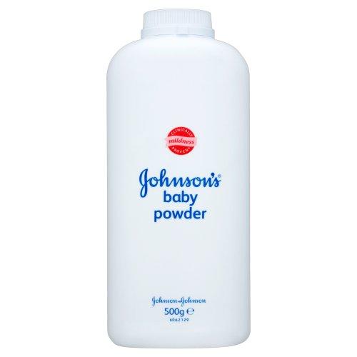 Johnson's Baby Powder 2 x 500ml 1000g Powder
