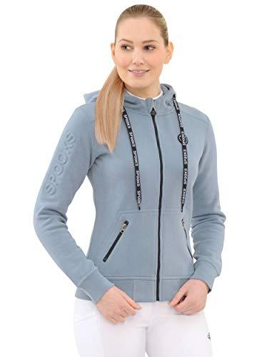 SPOOKS Halina Sweat Jacket (Farbe: Dusty Blue; Größe: M)