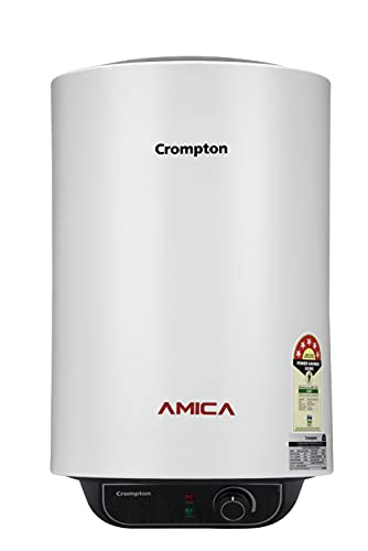 Crompton Amica 15-L 5 Star Rated Storage Water Heater with...