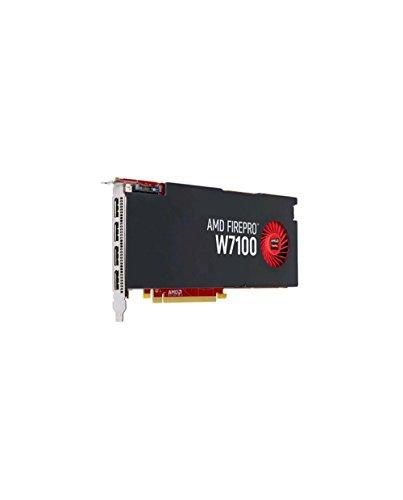 Sapphire 100–505975AMD FirePro w7100–Tarjeta gráfica (PCI-E, 8GB GDDR4, DisplayPort)