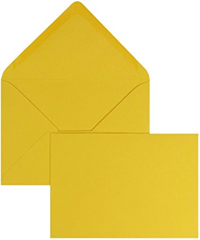 Blanke Briefhüllen - 100 Briefhüllen im im im Format 120 x 180 mm in SonnenBlaumengelb B00FPNZE4E   Deutschland Store  bc0560