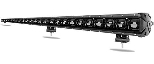 Led Light Bar 53inch 240W For Car Wrangler JK 4x4 Off road ATV SUV Truck Flood Beam Barra Offroad Driving Lights