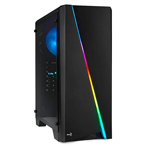 Memory PC Gaming PC AMD Ryzen 5 3600 6X 4.2 GHz, NVIDIA GTX 1650 4GB, 16 GB DDR4, 240 GB SSD, Windows 10 Pro 64bit