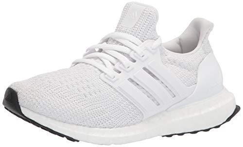 adidas Women's Ultraboost DNA Running Shoe, White/White/White, 11
