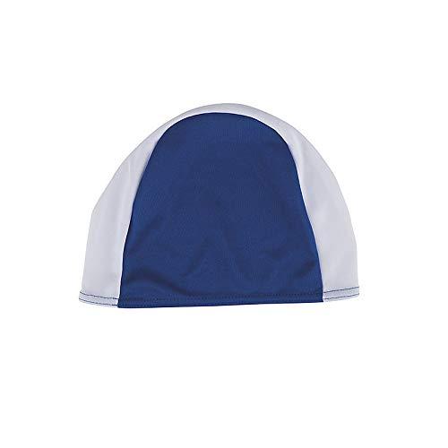 Fashy Herren Badehaube, blau/Weiß, One Size