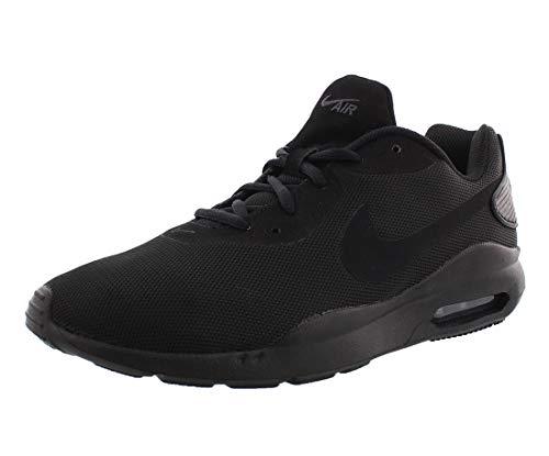 Nike Air MAX Oketo, Zapatillas Deportivas. Hombre, Negro, Negro y Antracita, 43...