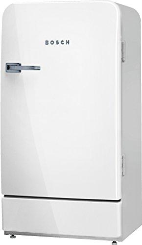 Bosch KSL20AW30 Serie 8 Mini-Kühlschrank / A++ / 127 cm Höhe / 149 kWh/Jahr / 141 L Kühlteil / 16 L Gefrierteil / Akustischer Türalarm