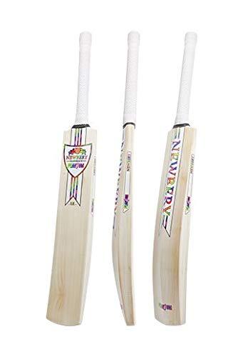 Newbery Cricket Phantom Kricket-Schläger, Mehrfarbig, Light - Short Handle