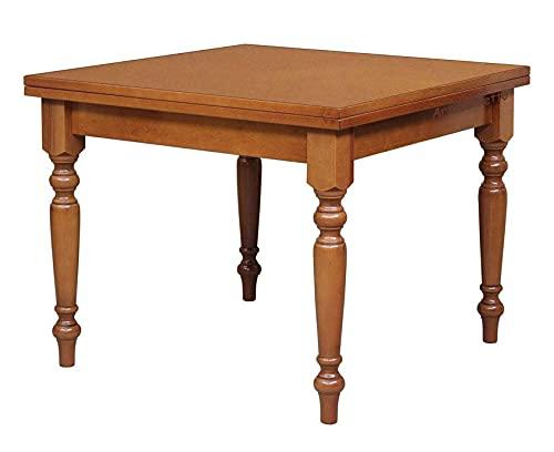 Arteferretto Table carrée Extensible 100-200 cm