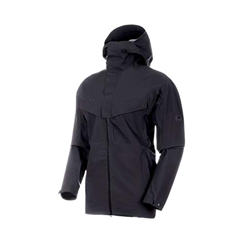 Mammut Zinal HS Hooded Jacket Titanium M