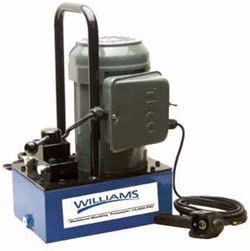 Williams Hydraulics Year-end gift 5E15H3G Electric Pump SEAL limited product 3 Horse Power Gall 1.5