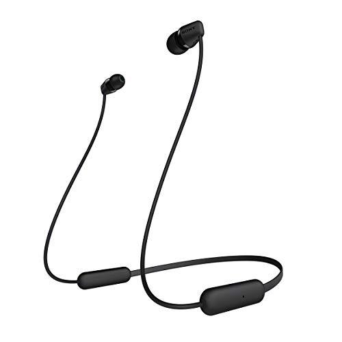 Sony WI-C200 Ecouteurs intra-auriculaires sans fil type tour de cou