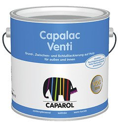 Caparol Capalac Venti 2,5 Liter Weiß