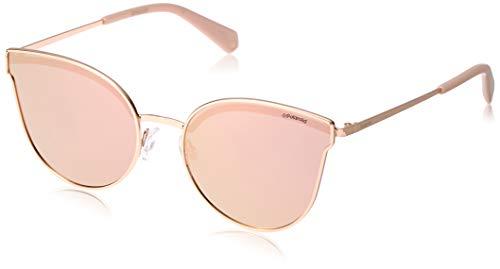 Polaroid Eyewear Pld 4056/S Occhiali da sole Donna, Gold Pink 58
