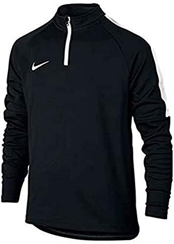 Nike 839358-451, Sudadera Infantil, Negro (Noir/Blanc/Blanc), XS