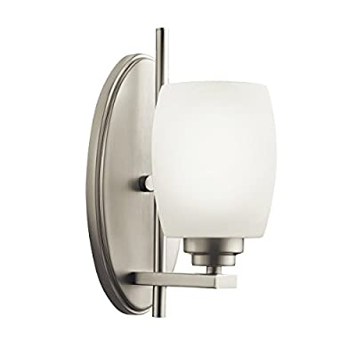 Kichler 5098NI Bath Vanity Wall Lighting Fixtures