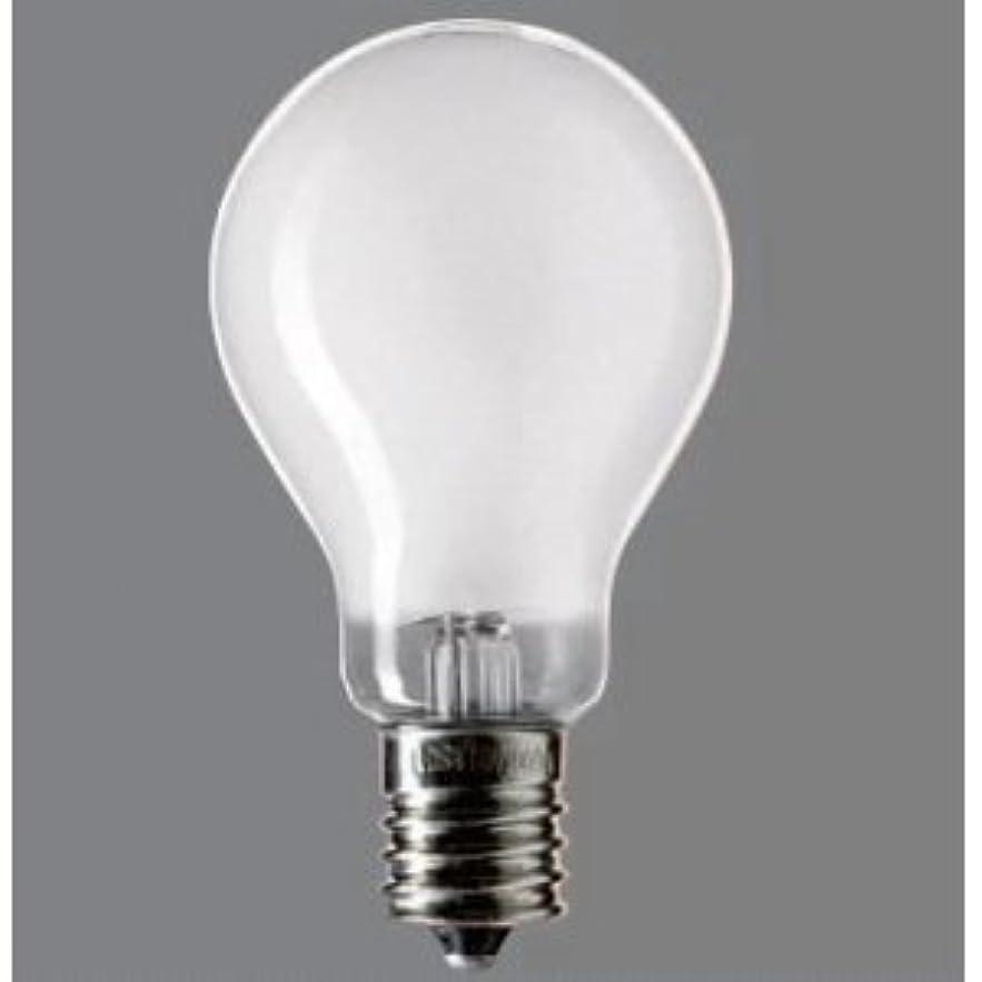 オーバーコート偽善分析的パナソニック 5個セット ミニクリプトン電球 100V 100W形 ホワイト E17口金 LDS100V90WWK_set
