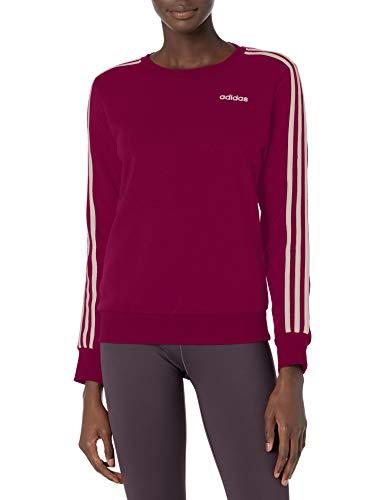 adidas womens Essentials 3-Stripes Sweatshirt