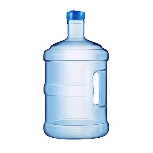 Gereton 5L Große Wasserkanne Mit Griff Wasserflasche Eimer Container BPA FREI Kunststoff Auslaufsicher Für Outdoor Sports Camping Gym Travel Office Home