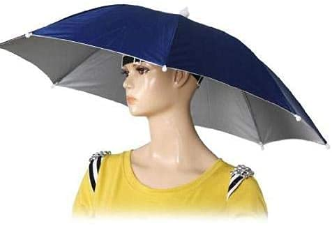 N-K Angeln Regenschirm Hut Camp Sinnliche Erwachsene Hand frei Frauen Kostüm Männer Festival Et Hut Praktisches Design und langlebig