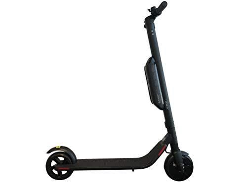 Ninebot Segway, ES4 E-Scooter Alquiler Edition Adulto 2 ruedas no plegable Powered Kick Scooter, Negro (Modelo: SNSC1.1)