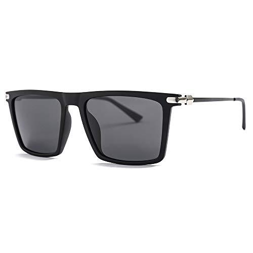 Gafas de Sol Sunglasses Nuevo Square Polarized Men's Sunglasses Female Male Metal Classic Sun Glasses Goggle Shades Uv400 Gv0237-2