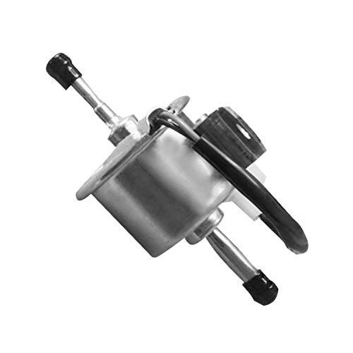 Disenparts Bomba Eléctrica de Elevación de Combustible AM876265 para Vehículo Utilitario John Deer e 1800 2020 2020A 2030 3TG72 2653 4X2HPX 4X4HPX 4X4TRAIL HPX HPX615E Tractor para césped y jardín 322