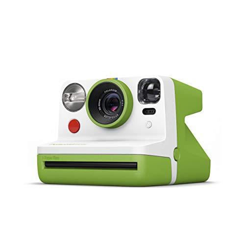 Polaroid - 9029 - Polaroid Now I-Type Sofortbildkamera, Grün