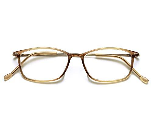 PINTGLASSESシニアグラス(老眼鏡1本で度数:+0.60D-+2.50D)(BE)