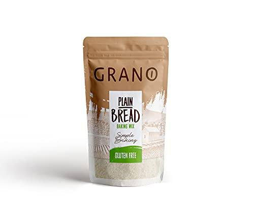 Grano, mix chlebowy, bezglutenowe, mąka ryżowa, skrobia kukurydziana, ekologiczne, doypack, 500
