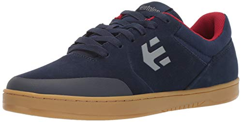 Etnies Marana Michelin Sneaker in Braun/Schwarz 4101000403 201, Blau - Navy/Red/Gum - Größe: 39 EU