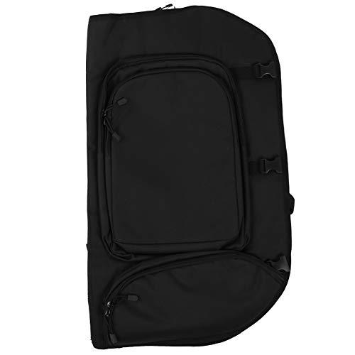 Vbestlife Bolso de Flechas Estuche de Hombro Bolso portátil para Paquete de Arco Compuesto Portador Caza Tiro Actividades al Aire Libre Accesorio