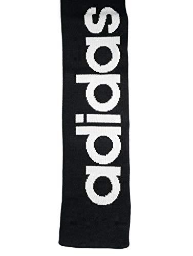 adidas D98954 Écharpe Homme Noir/Blanc FR : Taille Unique (Taille Fabricant : Taille Unique)