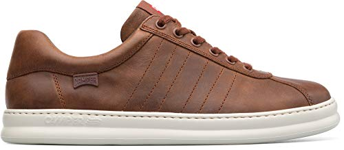 camper gore tex bot, Camper Zapatillas de piel hombre marrón