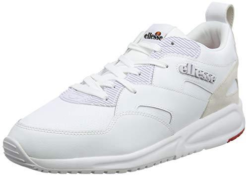 ellesse Herren Potenza Sneaker, Weiß White Wht, 46 EU