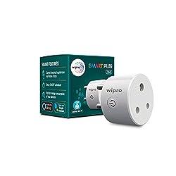 Wipro 16 Amp Smart Plug,Wipro,DS11160