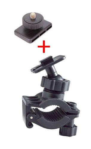 DURAGADGET Fixation Support vélo/VTT/BMX pour caméra embarquée/caméscope Sony AZ1VR Action Cam Mini with Wi-FI