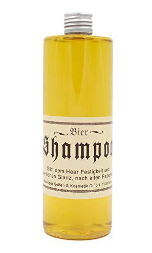 Bier Shampoo Alessa 400ml Haslinger kräftigt das Haar und gibt ihm Glanz